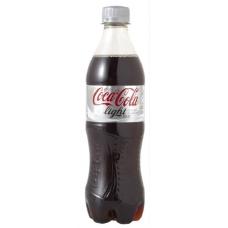 Flesje Cola Light 0.5L