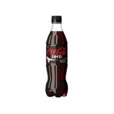 Flesje Cola Zero 0.5L met statiegeld