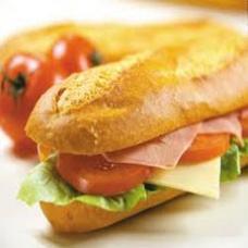 Broodje Gezond (met Ham en Kaas)